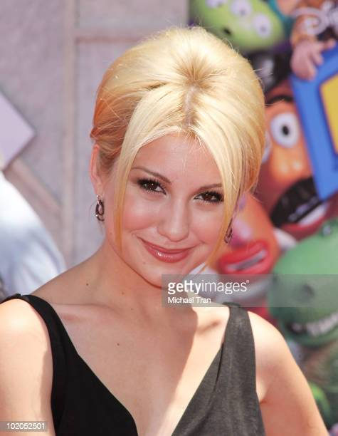 Chelsea Staub arrives to the 'Toy Story 3' Los Angeles premiere held at the El Capitan Theatre on June 13 2010 in Hollywood California
