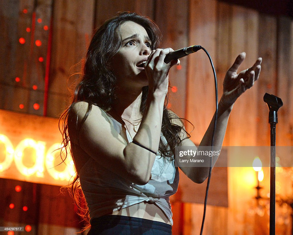 <a gi-track='captionPersonalityLinkClicked' href=/galleries/search?phrase=Chelsea+Tyler&family=editorial&specificpeople=3201799 ng-click='$event.stopPropagation()'>Chelsea Tyler</a> of Badbad performs at Stache on December 7, 2013 in Fort Lauderdale, Florida.