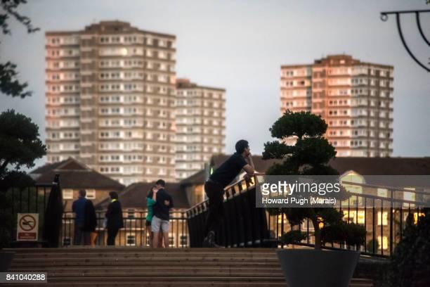 Chelsea Waterfront Designer Lifestyle Regeneration. Sunset