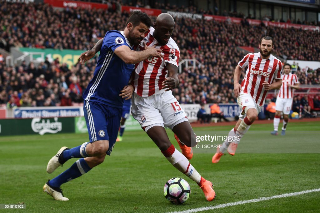 FBL-ENG-PR-STOKE-CHELSEA : News Photo