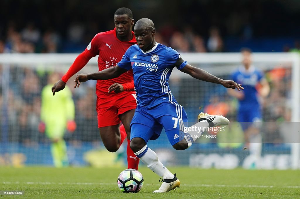 FBL-ENG-PR-CHELSEA-LEICESTER : News Photo