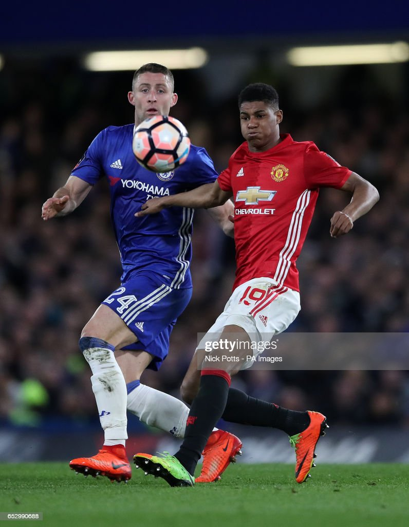 Chelsea v Manchester United - Emirates FA Cup - Quarter Final - Stamford Bridge