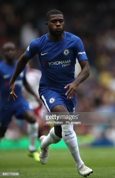 Chelsea's Jeremie Boga