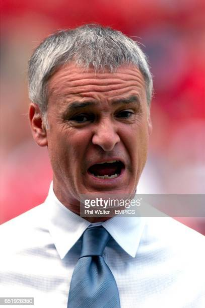 Chelsea's manager Claudio Ranieri under pressure before his sides match against Charlton Athletic