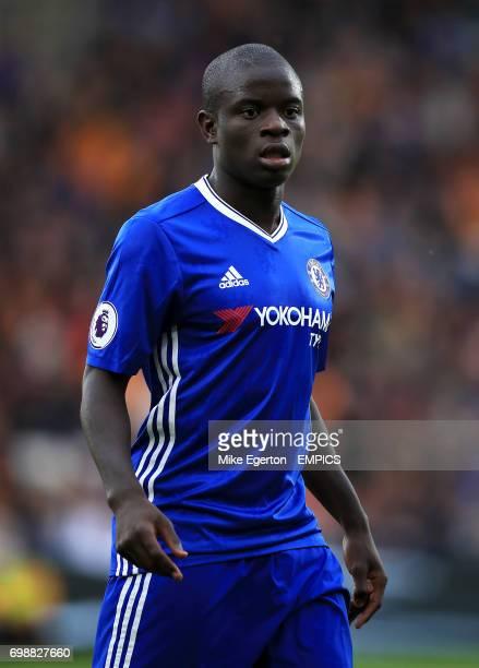 Chelsea's N'Golo Kante