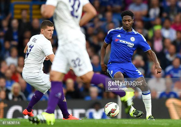 Chelsea Vs Fiorentina: International Champions Cup