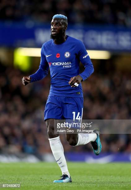 Chelsea's Tiemoue Bakayoko