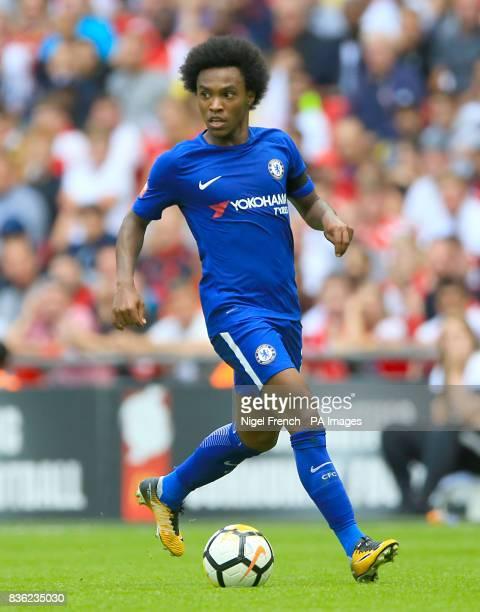 Chelsea's Willian