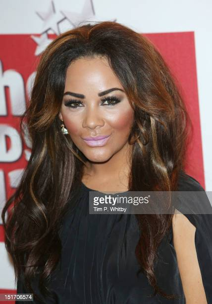 Chelsee Healey attends the TV Choice awards 2012 at The Dorchester on September 10 2012 in London England