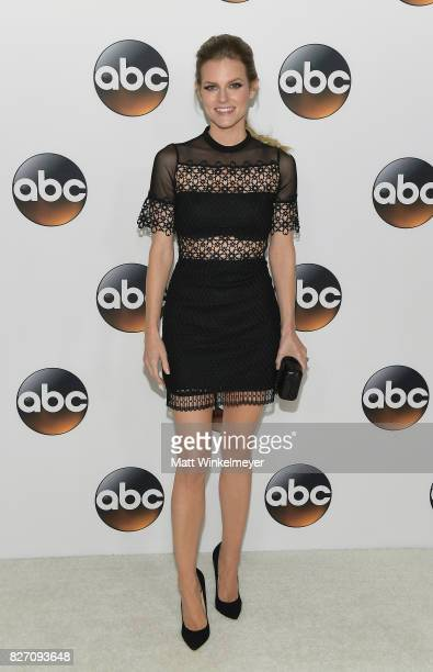 Chelsey Crisp attends the 2017 Summer TCA Tour Disney ABC Television Group at The Beverly Hilton Hotel on August 6 2017 in Beverly Hills California