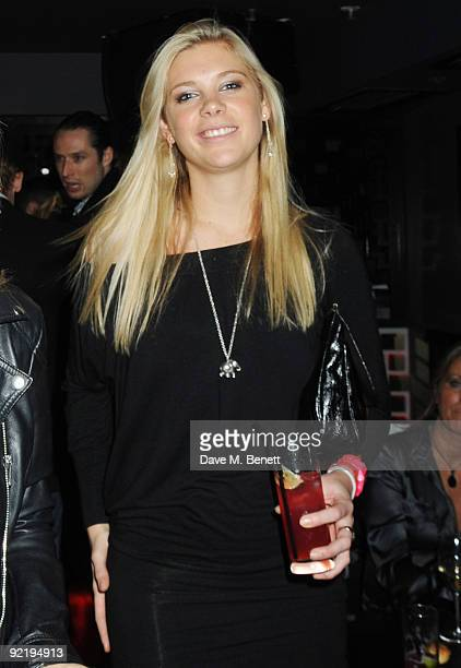 Chelsy Davy attends the ChinaWhite reopening party on October 21 2009 in London England