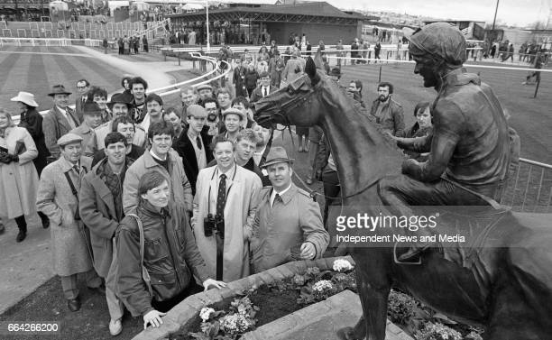 Cheltenham Festival Cheltenham England circa March 1987