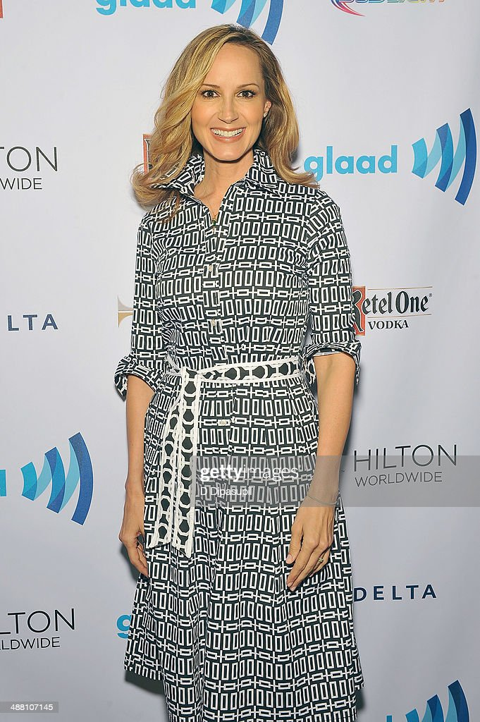 <a gi-track='captionPersonalityLinkClicked' href=/galleries/search?phrase=Chely+Wright&family=editorial&specificpeople=1551982 ng-click='$event.stopPropagation()'>Chely Wright</a> attends the 25th Annual GLAAD Media Awards on May 3, 2014 in New York City.