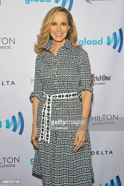 Chely Wright attends the 25th Annual GLAAD Media Awards on May 3 2014 in New York City