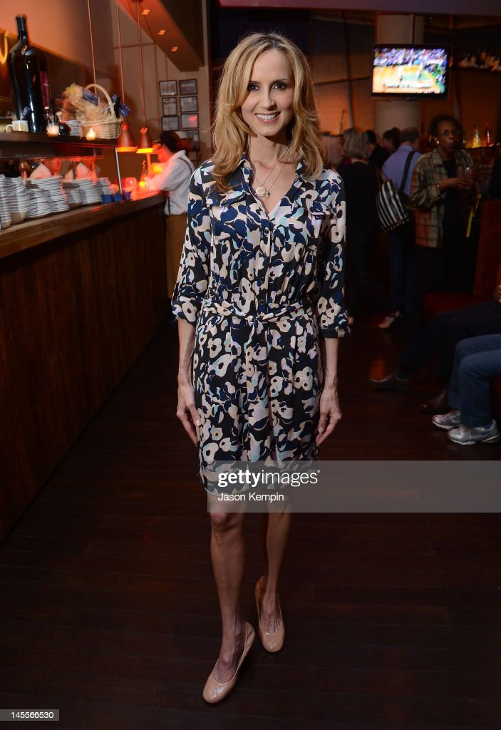 Chely Wright attends the 'Chely Wright: Wish Me Away' New York After Party at Zio Restaurant on June 1, 2012 in New York City.