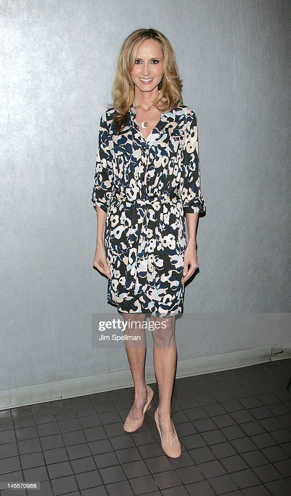 Chely Wright attends the 'Chely Wright: Wish Me Away' premiere at the Quad Cinema on June 1, 2012 in New York City.