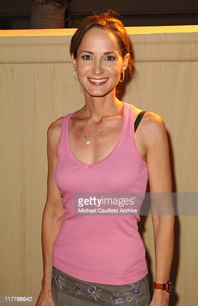 Chely Wright during 40th Annual Academy of Country Music Awards Industry Beach Party at Mandalay Bay Resort and Casino in Las Vegas Nevada United...