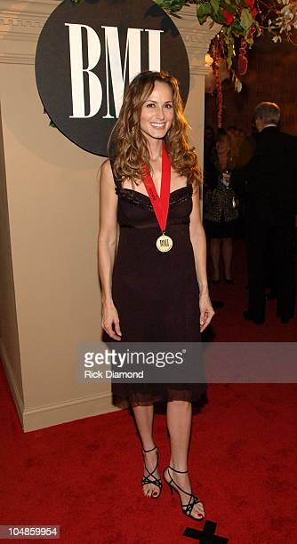 Chely Wright during 53rd Annual BMI Country Music Awards at BMI Nashville Offices in Nashville Tennessee United States