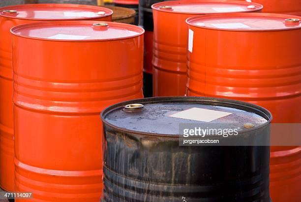 Matière chimique Barrel