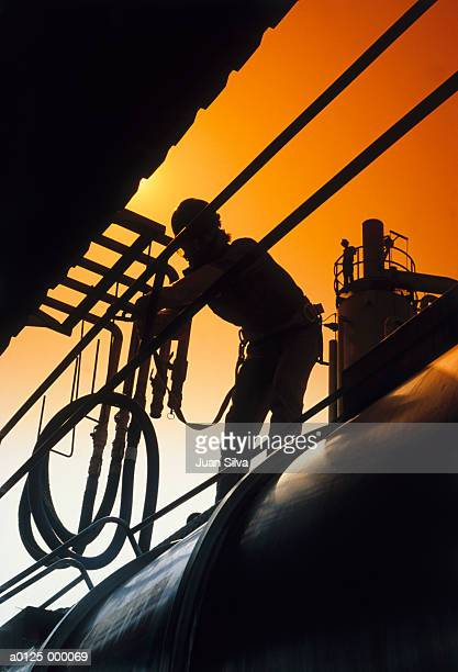 Chemical Plant Worker