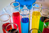Chemicals and colors have always been related and align them creates a good feeling