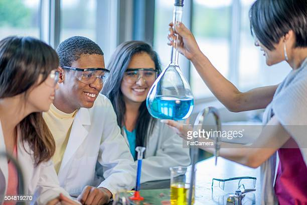 Chemistry Lab Experiment