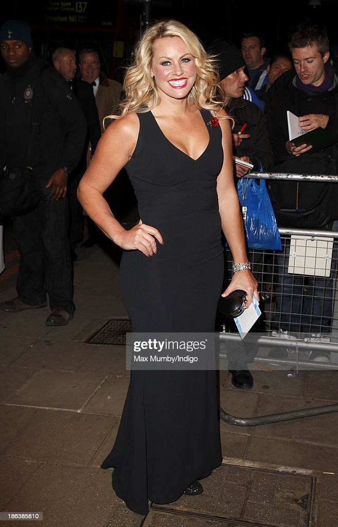 <a gi-track='captionPersonalityLinkClicked' href=/galleries/search?phrase=Chemmy+Alcott&family=editorial&specificpeople=220707 ng-click='$event.stopPropagation()'>Chemmy Alcott</a> attends the British Olympic Ball at The Dorchester on October 30, 2013 in London, England.