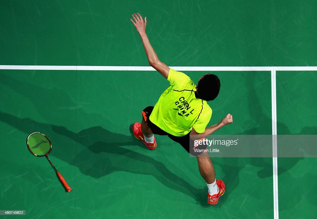 BWF Destination Dubai World Superseries Finals - Day 5