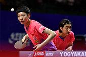 IDN: ITTF-Asian Table Tennis Championships - Day 6