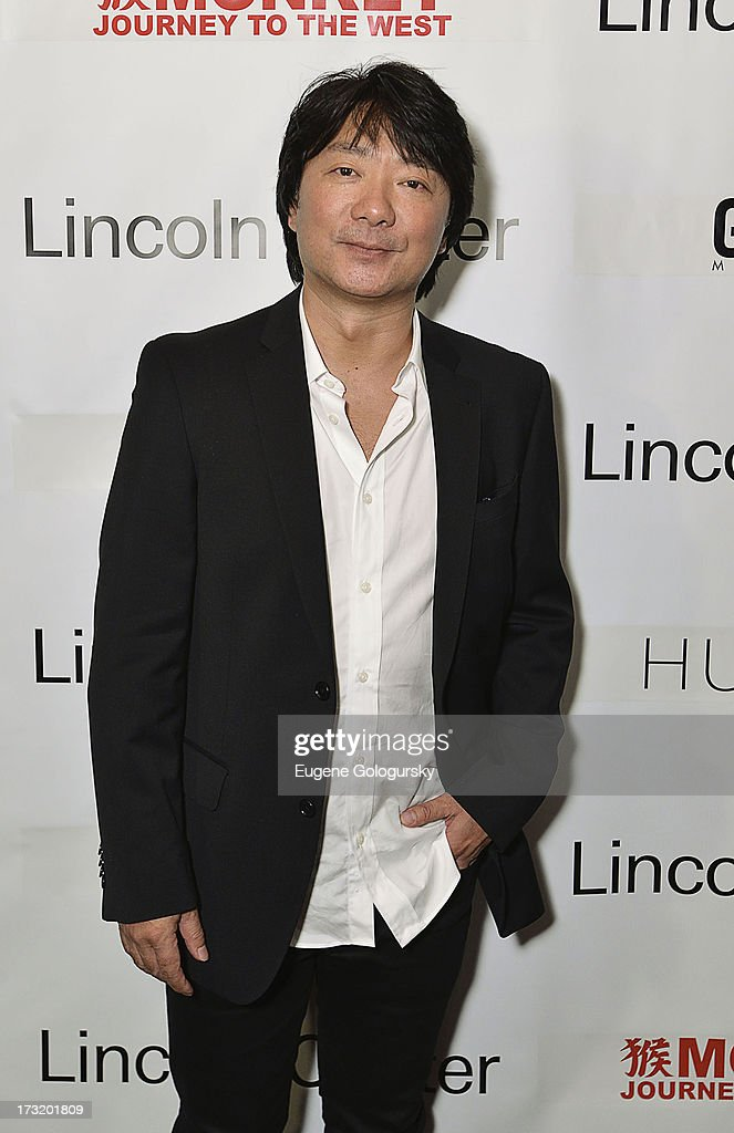 Chen Shi Zheng attends the Lincoln Center Festival And Gotham Magazine Celebration of Monkey: Journey To The West at Hudson on July 9, 2013 in New York City.