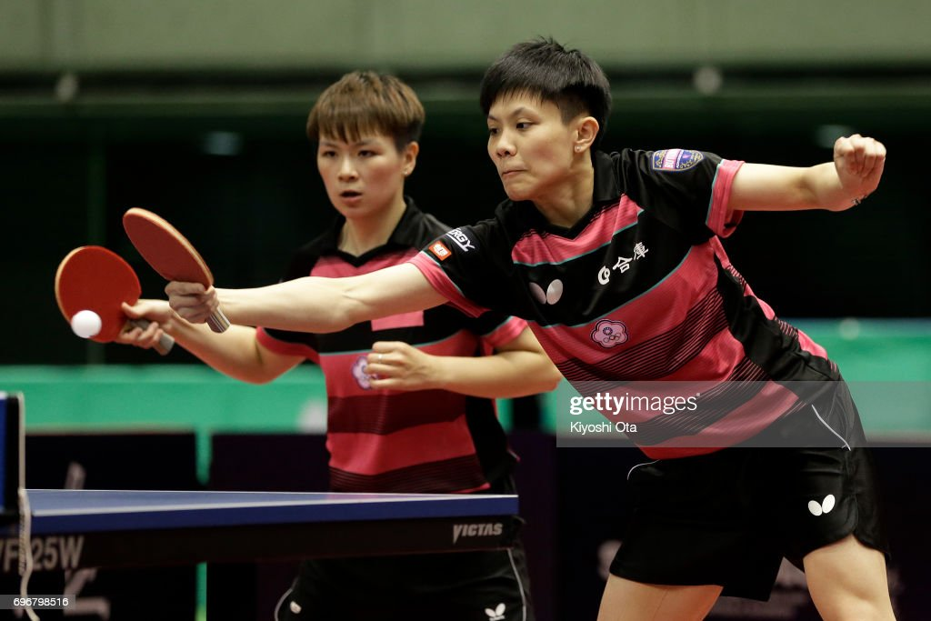 2017 ITTF World Tour Platinum LION Japan Open - Day 4