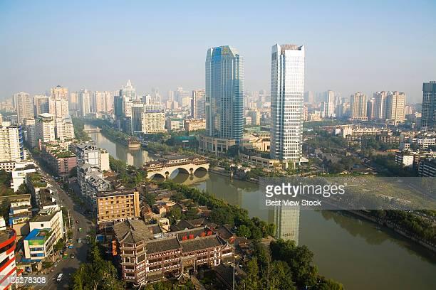 Chengdu Anshun Bridge