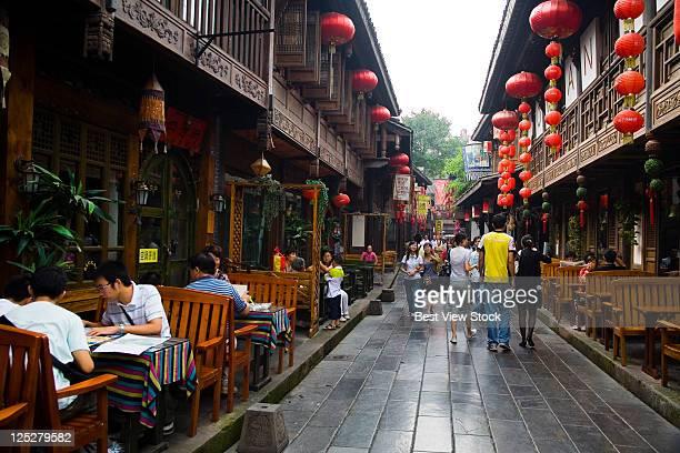 Chengdu Jin, Food Street