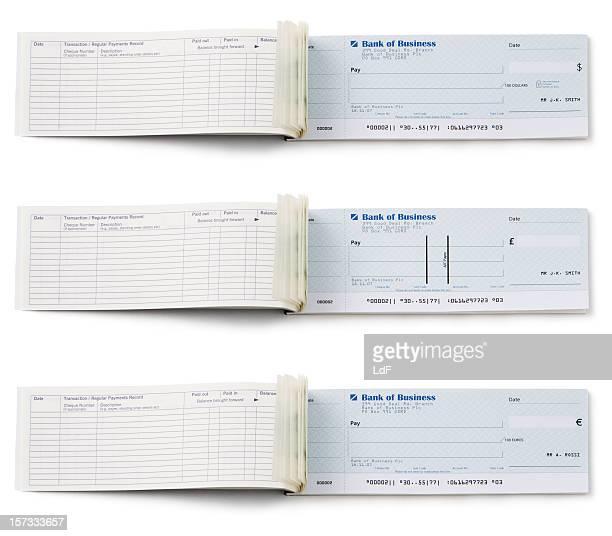 Les chèques de voyage en Dollars kg et Euros