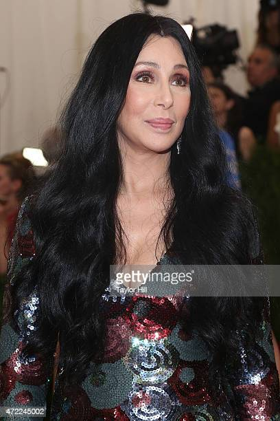 Cher attends 'China Through the Looking Glass' the 2015 Costume Institute Gala at Metropolitan Museum of Art on May 4 2015 in New York City