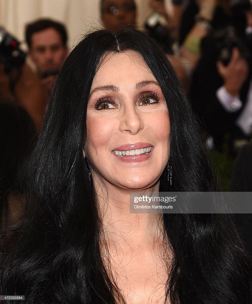 Cher attends the 'China Through The Looking Glass' Costume Institute Benefit Gala at the Metropolitan Museum of Art on May 4 2015 in New York City