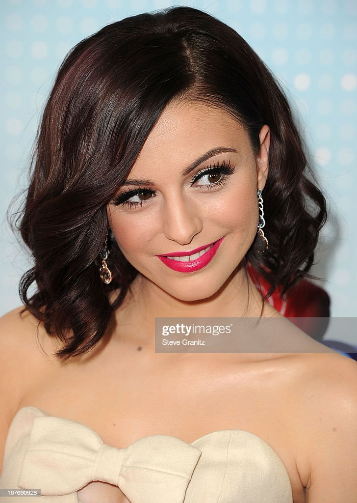 Cher Lloyd arrives at the 2013 Radio Disney Music Awards at Nokia Theatre L.A. Live on April 27, 2013 in Los Angeles, California.