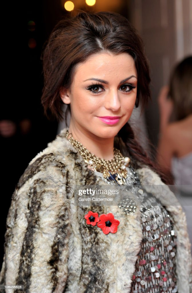 Cher Lloyd arrives for the 'Cosmopolitan Ultimate Women Of The Year Awards 2010' at Banqueting House on November 2, 2010 in London, England.