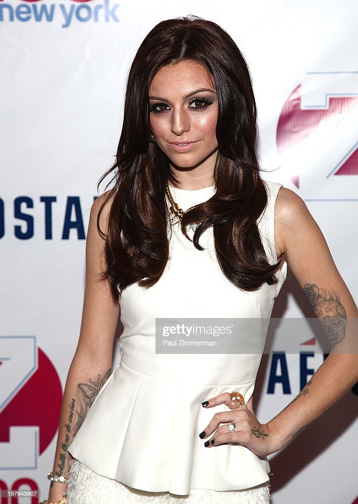 Cher Lloyd attends Z100's Jingle Ball 2012 presented by Aeropostale at Madison Square Garden on December 7, 2012 in New York City.