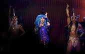 Cher Performs At The O2 Arena, London