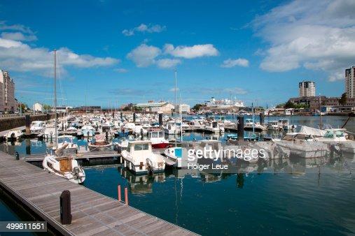 Cherbourg Marina