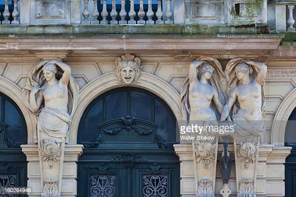 Cherbourg-Octeville, Normandy, City Detail