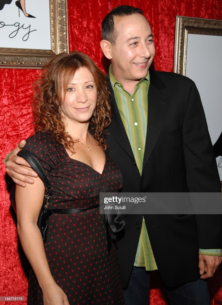 Cheri Oteri and Paul Reubens during Cosmopolitan Invites You to Celebrate the Publication of Felicity Huffman's 'A Practical Handbook for the...