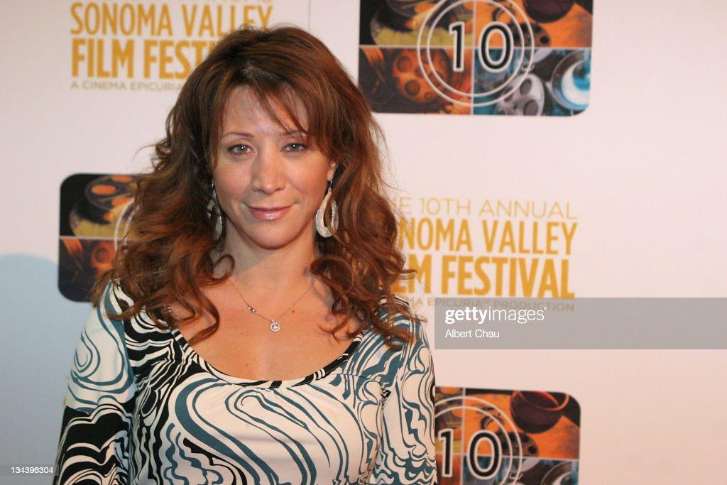 Cheri Oteri during 10th Annual Sonoma Valley Film Festival Gala Arrivals at Sonoma Town Plaza in Sonoma California United States