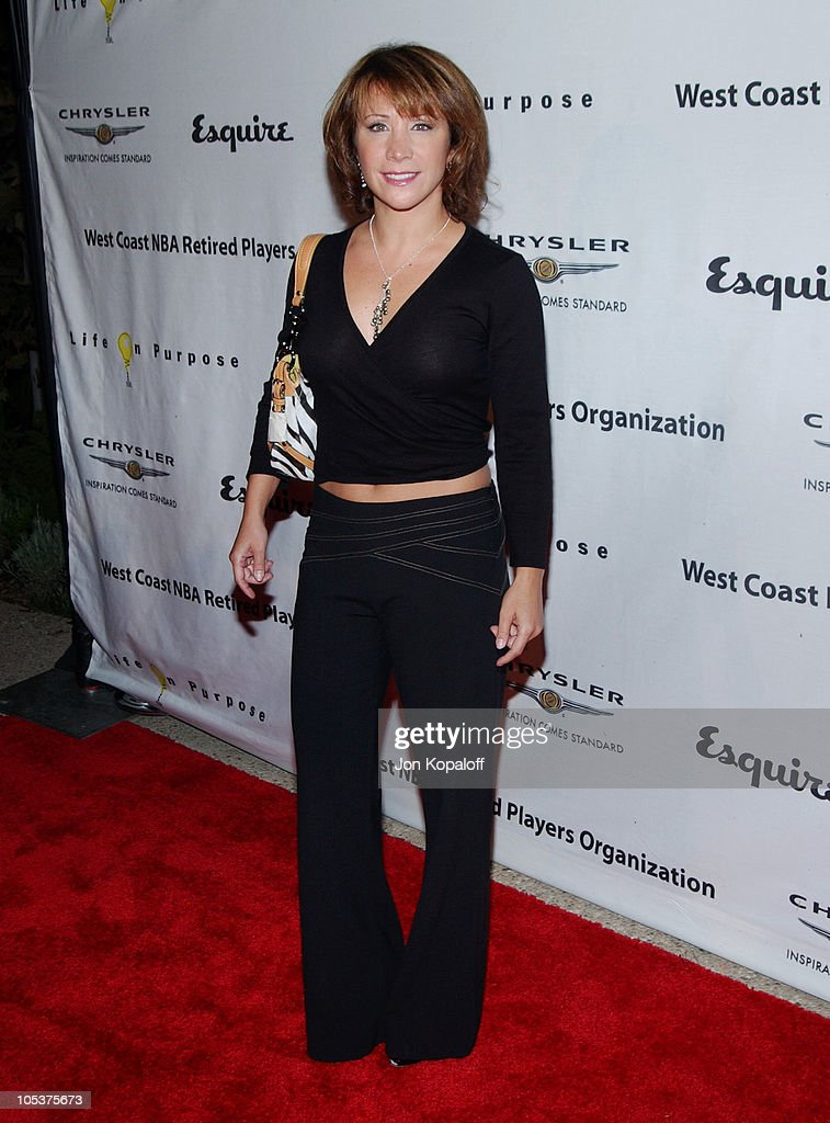 Cheri Oteri during Esquire House Hosts Penny Marshall's Birthday Party to Benefit The Life On Purpose Foundation and The West Coast NBA Retired...