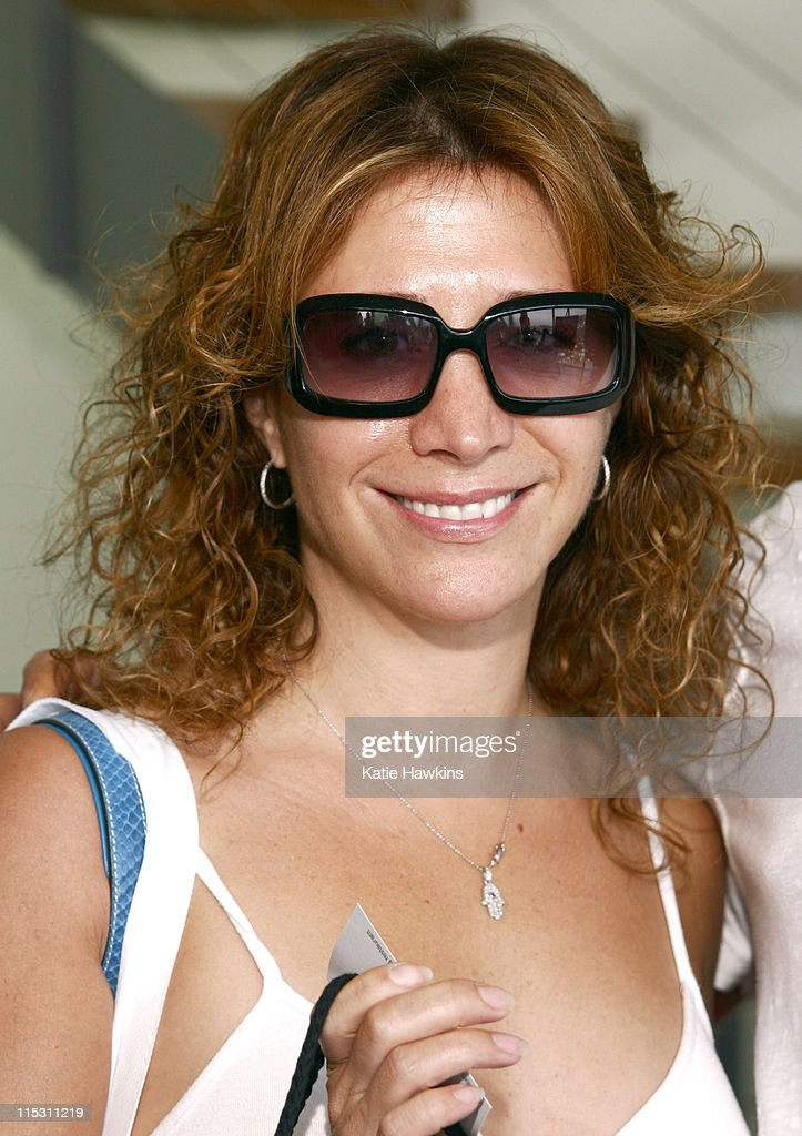 Cheri Oteri during Kari Feinstein 2006 Emmy Style Lounge Day Two in Los Angeles California United States
