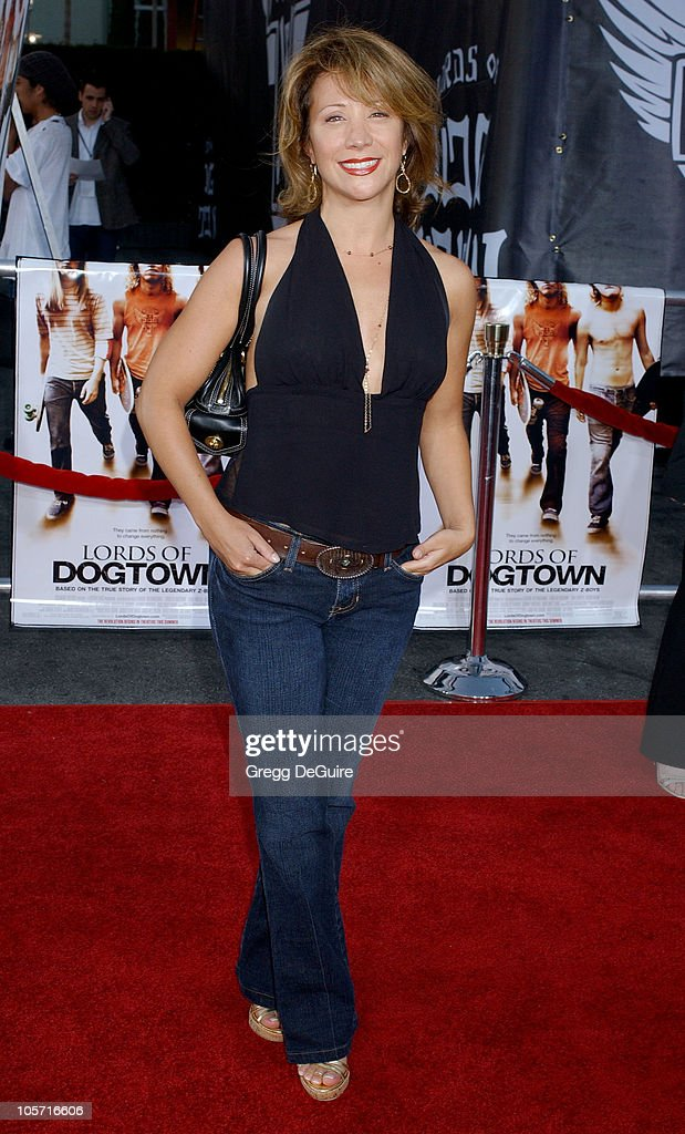 Cheri Oteri during 'Lords of Dogtown' Los Angeles Premiere Arrivals at Grauman's Chinese Theatre in Hollywood California United States