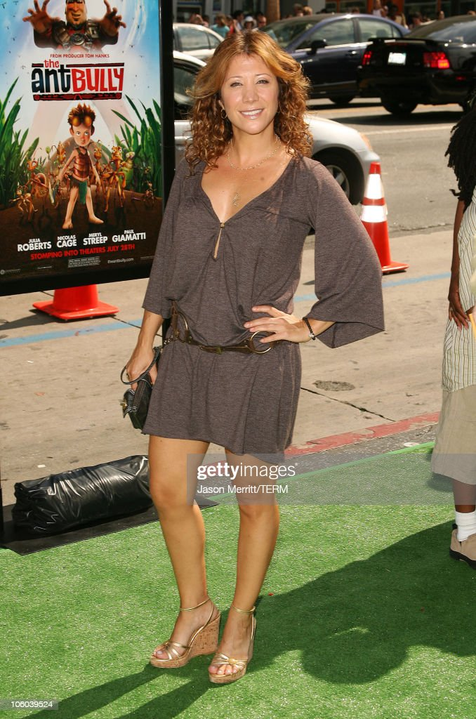 Cheri Oteri during 'The Ant Bully' Los Angeles Premiere Arrivals at Grauman's Chinese Theater in Hollywood California United States