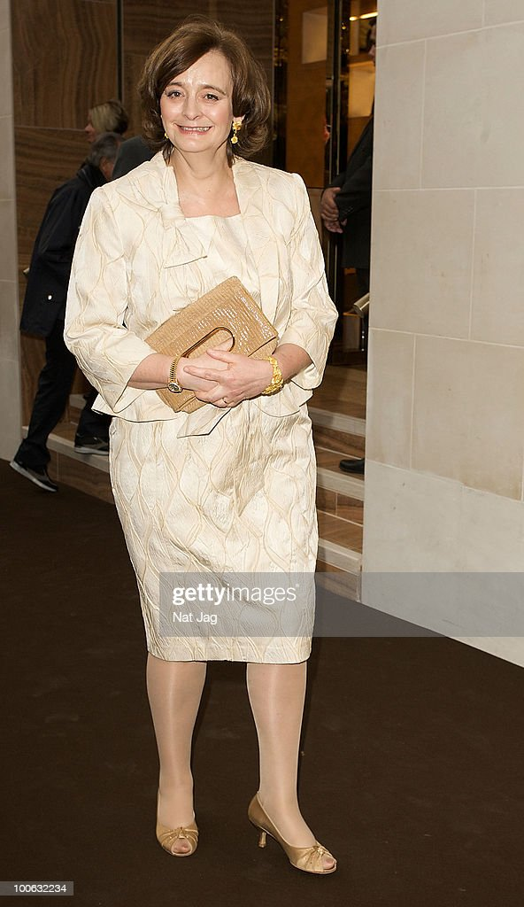 <a gi-track='captionPersonalityLinkClicked' href=/galleries/search?phrase=Cherie+Blair&family=editorial&specificpeople=158226 ng-click='$event.stopPropagation()'>Cherie Blair</a> attends the launch of the Louis Vuitton Bond Street Maison on May 25, 2010 in London, England.