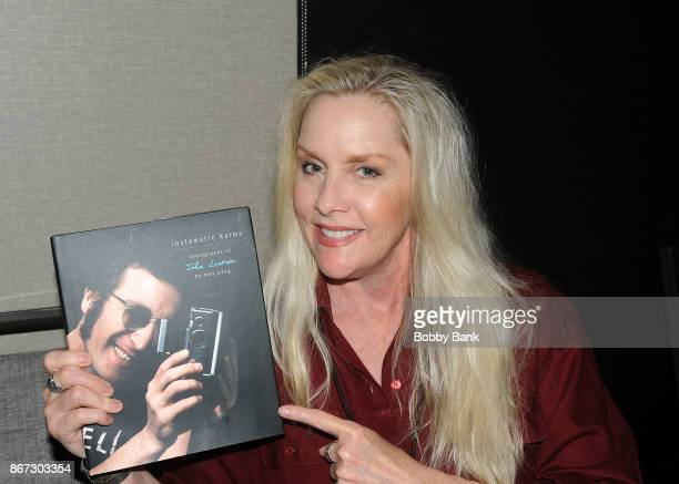 Cherie Currie attends Chiller Theater Expo Winter 2017 at Parsippany Hilton on October 27 2017 in Parsippany New Jersey